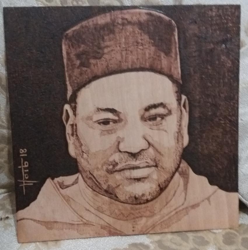 Mohammed VI of Morocco par karimsart